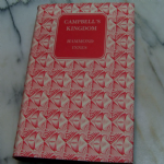 Companion book club Campbell's Kingdom by Hammond Innes 1954 hardback book @sold@